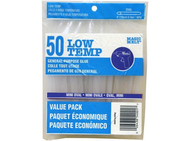 Low-Temp Oval Mini Glue Sticks-.28