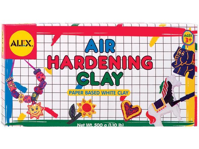 Air Hardening Clay 1lb-White