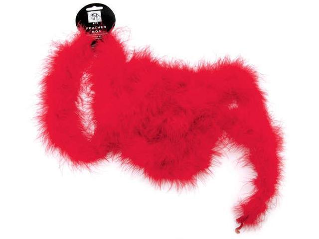 Marabou Feather Boa Solid Color Medium Weight 72