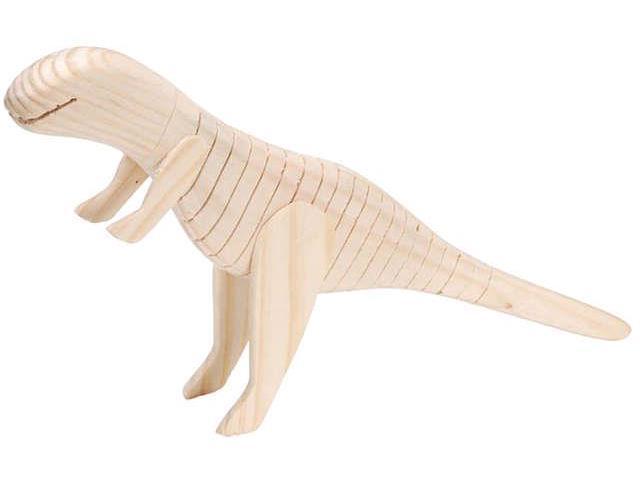 Wood Wiggle Animal-Dinosaur 8