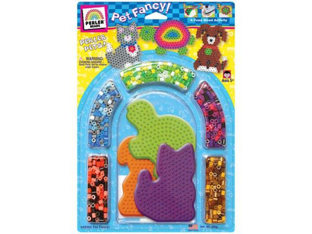 Perler Fused Bead Kit-Pet Fancy