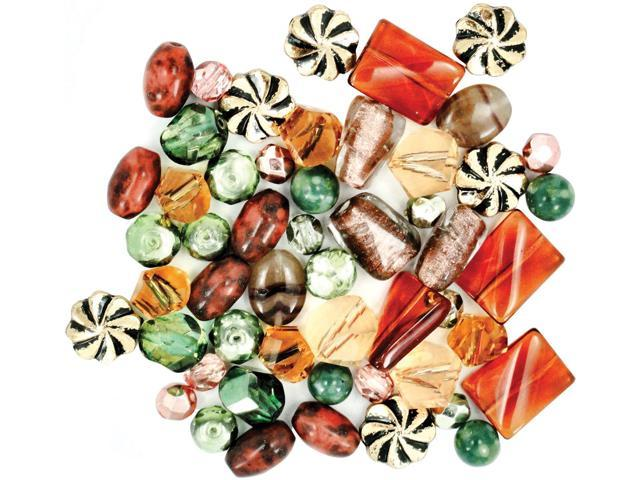 Design Elements Beads 28g-Al Fresco