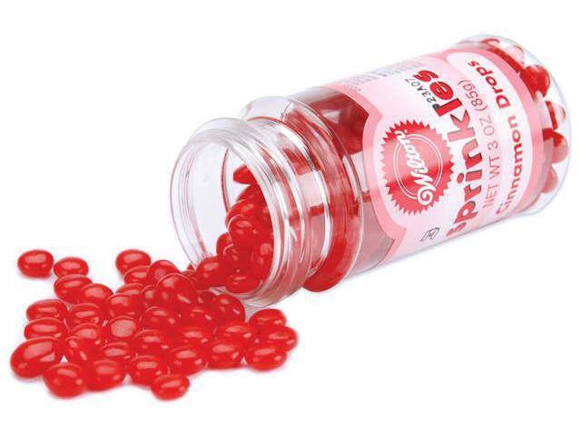 Jumbo Sprinkles 3oz-Cinnamon Drops
