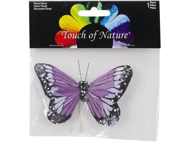 Butterfly W/Wire Pick 4