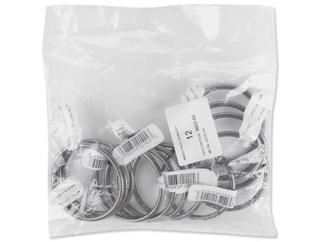 Silver Metal Ring Bulk-2