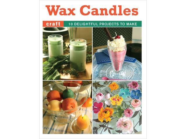 Guild Of Master Craftsman Books-Wax Candles