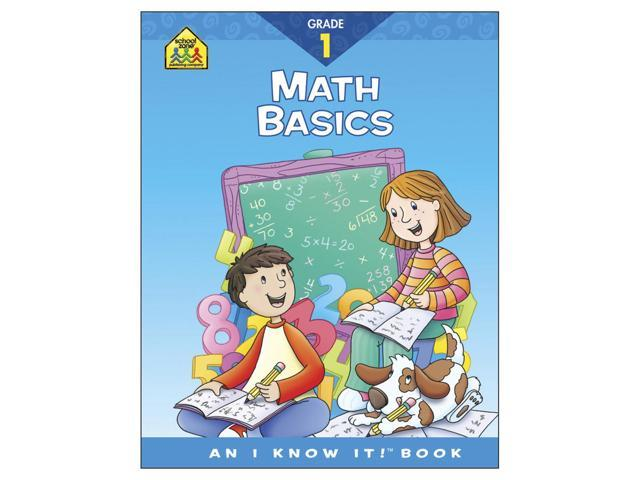 Curriculum Workbook-Math Basics - Grade 1