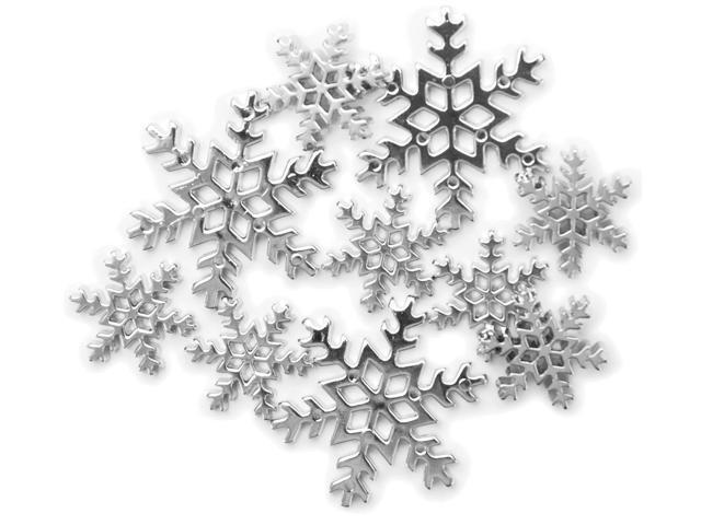 Favorite Findings Holiday Buttons-Snowy Splendor 8/Pkg