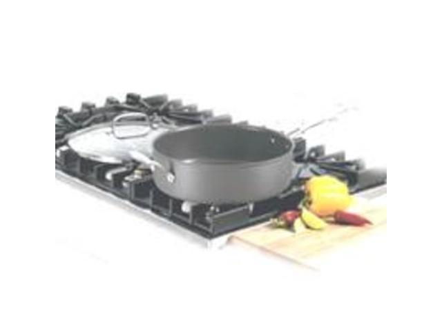 Cuisinart/Waring 633-30H Saucepan 5-1/2-Inch -Quart Anodized - Non-Stick Covered