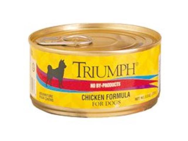 Triumph Canned Dog Food
