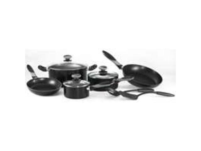 T-Fal Corporation A797SA64 Non-Stick Cookware Set - 10 Piece