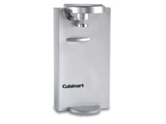 Cuisinart CCO-40BC Electric Can Opener, Brushed Chrome