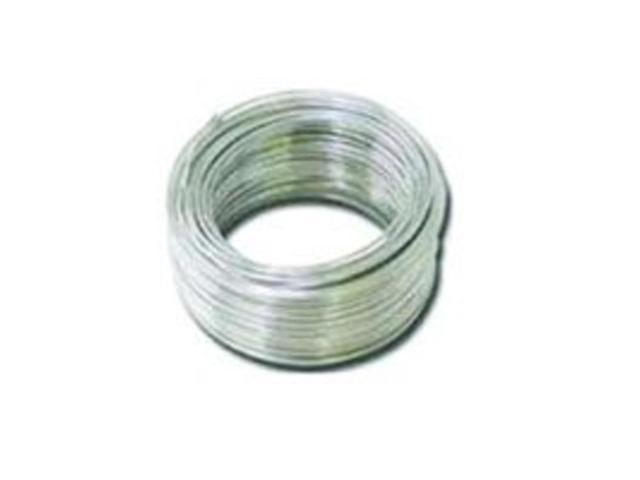 Impex Systems Group Inc - Ook 50ft. 19 Gauge Galvanized Steel Hobby Wire  50132 - Pack of 8