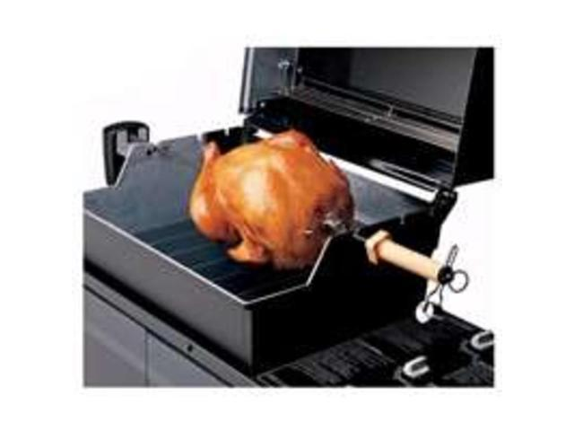 Rotisserie For Genesis Series WEBER-STEPHEN Grill Accessories - Weber 7519
