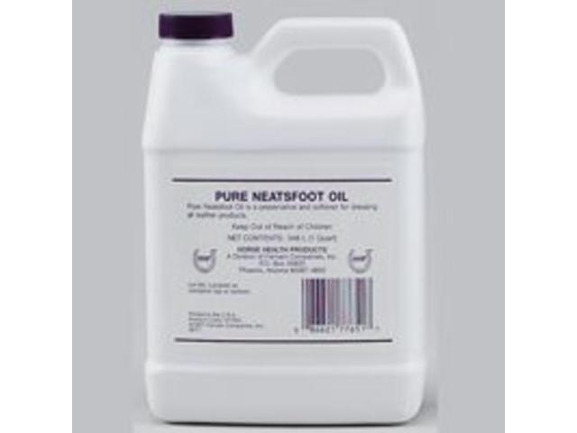 Neatsfoot Oil Pure 32Oz CENTRAL LIFE SCIENCES Misc Farm Supplies 77651 White