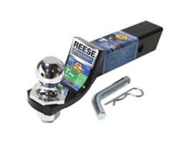 """Reese 21542 Class III Interlock Starter Towing Kit-2"""" DROP HITCH BAR & BALL"""
