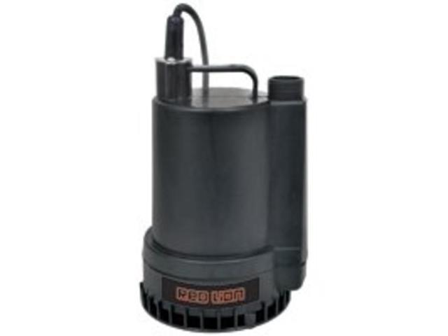 Franklin Electric/Little Giant RL-MP16 1/6-HP Multipurpose Pump Plastic 1/16 Hp