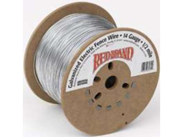 Keystone Consolidated 85611 14 Gauge Electric Fence Wire 2640-Feet