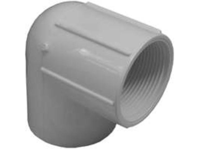 2In Fip PVC 90Deg Elbow GENOVA PRODUCTS INC Pvc Fittings - Elbows 33920
