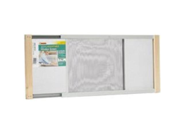 Adjustable Metal Rail Screen-ADJUSTABLE WINDOW SCREEN