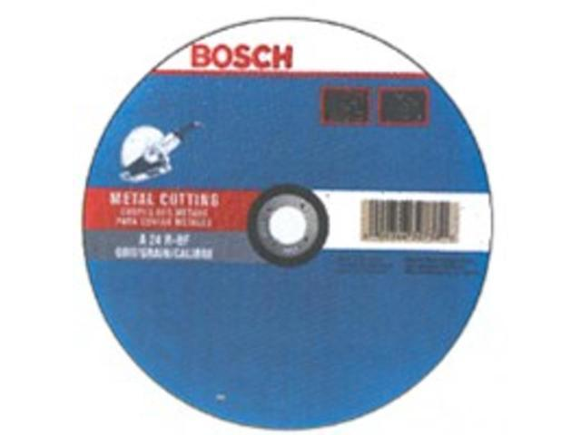 Whl Cut-Off 14In 5/32In 24 1In Bosch 14 Inch & Larger Blades CWPS1M1400