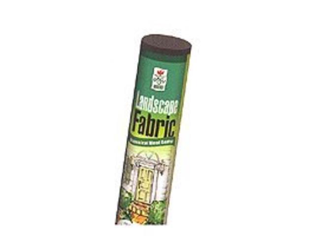 High Quality 3u0027 X 50u0027 Landscape Fabric Easy Gardener Landscaping Fabric/Weed Block 22340