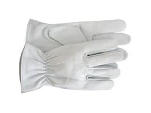 Boss Mfg Co 4080WL Glove Goatskin Grain, Large