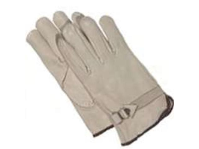 Boss Unlined Leather Driver Glove Lg Pk 12