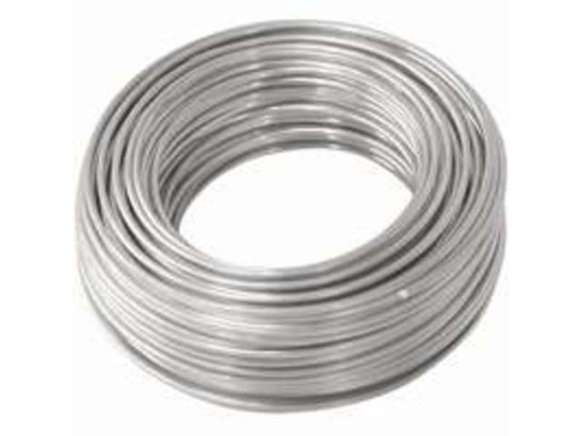 Impex Systems Group Inc - Ook 50ft. 19 Gauge Aluminum Hobby Wire  50176 - Pack of 8