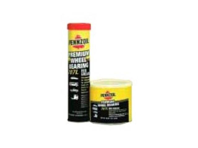 Grse Brg 14.5Oz Crtg 15.7Cst PENNZOIL PRODUCTS Grease 7772 Red 071611977722