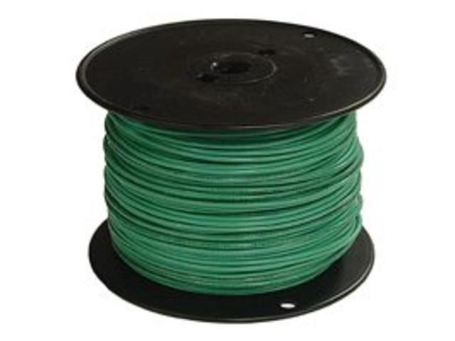 Wire Bldg 12Awg 500M 20A Grn SOUTHWIRE COMPANY Building Wire / Uf 12GRN-SOLX500