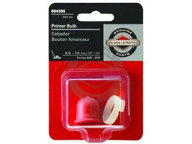 Primer Bulb For Quantum Engine BRIGGS & STRATTON Mower Parts 5085K Red