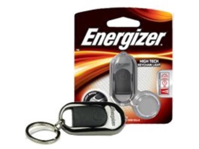 Energizer-Eveready 06378 - Hi-Tech LED Keychain Flashlight (HTKC2BUCS)