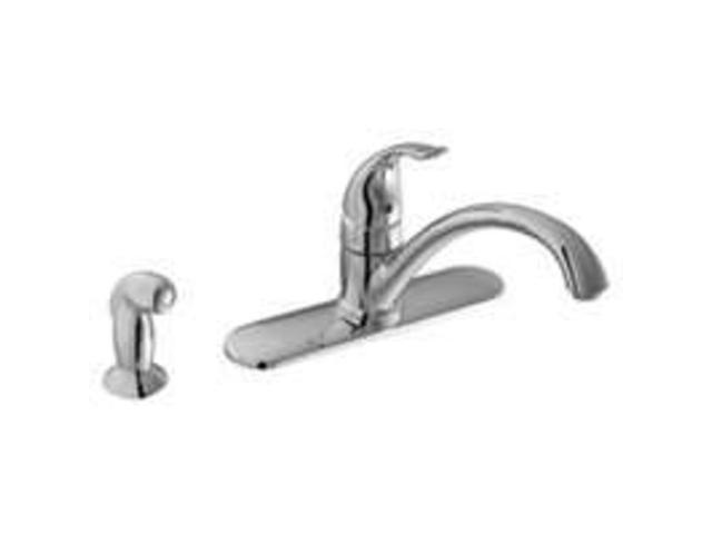 Torrance 1H Kitchen Faucet Chr MOEN INC Moen Kitchen Single Handle CA87480