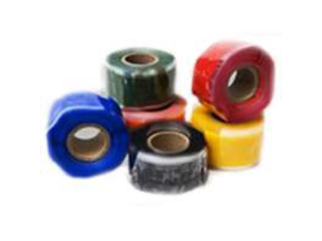 Rescue Tape RT01026 Premium Red Rescue Tape Is A Self Fusing Silicone Repair