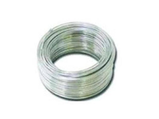 Impex Systems Group Inc - Ook 100ft. 24 Gauge Galvanized Steel Hobby Wire  50136 - Pack of 8