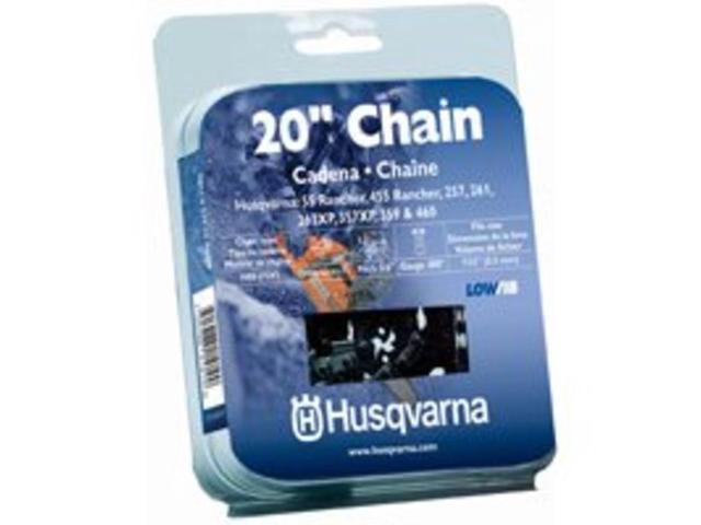 Husqvarna 20In Chain Rancher POULAN Chain Saw Chains 531300441 Steel