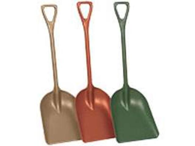 Scoop Poly Tuffy Shovel POLY PRO TOOLS Hand Tools P6982R 895280000044