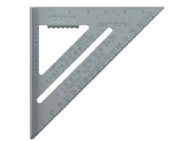 Aluminum Rafter Square 7In IRWIN INDUSTRIAL Squares - Speed Type 1794464