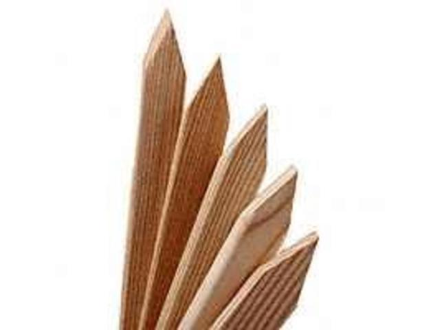 Universal Forest 1338 1X2X48-Inch Grade Stakes Pine - Chisel Point - Bd 24