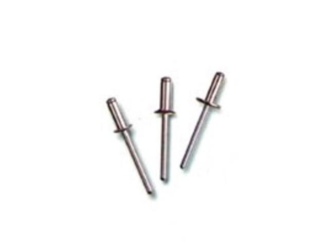 Arrow Fastener RMA5/32 Rivets-5/32X1/4 ALUM RIVET