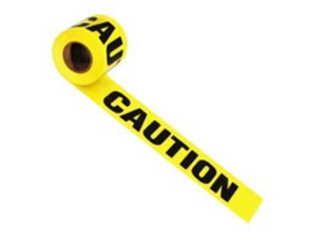 Irwin Strait Line 66200 300 Caution Barrier Tapes