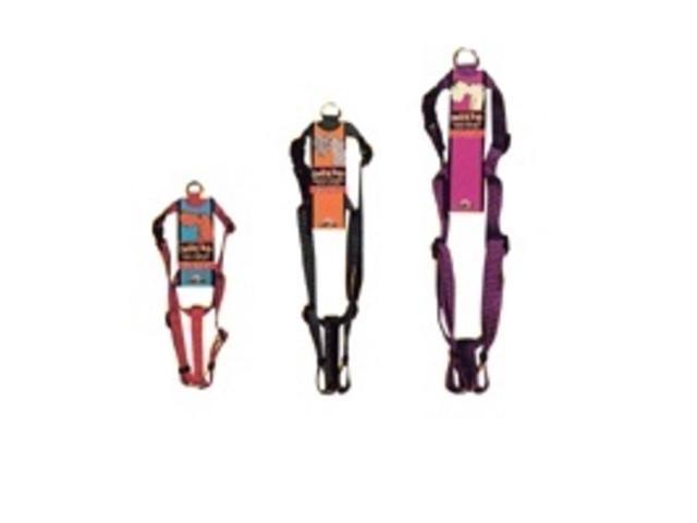 3/4X20-30In Adj Black Harness ASPEN PET Harness 19314 Black 723503193146