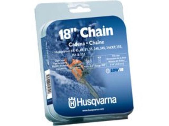 Husqvarna 501840672 18-Inch H30 PIXEL 3/8-Inch Pitch Chainsaw Chain