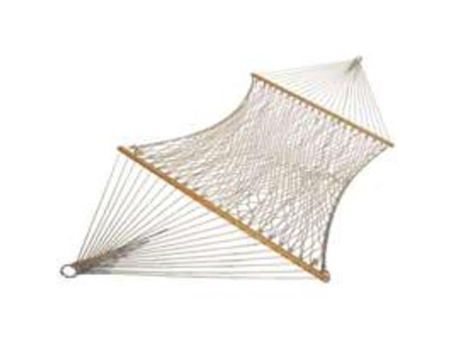 Large Cotton Hammock THE CIT GRP COMMERCIAL Misc Lawn Furniture PC-14CW