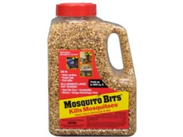 30Oz Mosquito Bits SUMMIT CHEMICAL Dry 117-6 Brown 018506001179