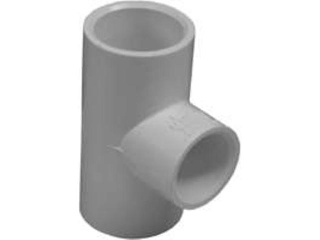 3/4X1/2 Slip PVC Reducing Tee GENOVA PRODUCTS INC Pvc Fittings - Tees & Crosses