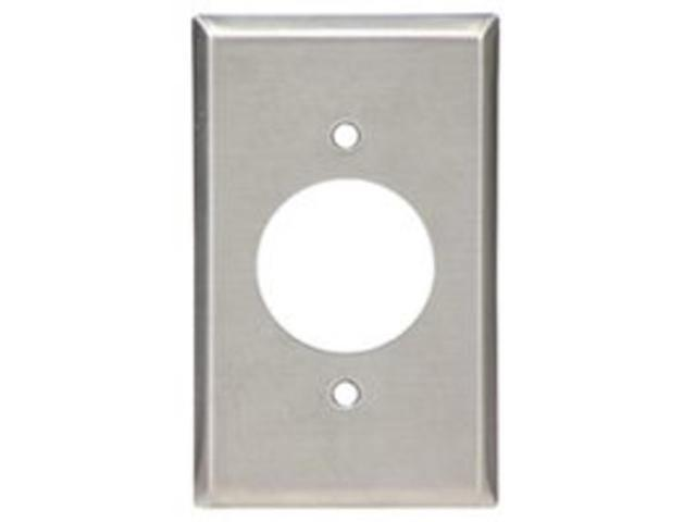 Plt Wall 1.59In 4-1/2In 1Gng COOPER WIRING Decorative Gfci/Decor Plates