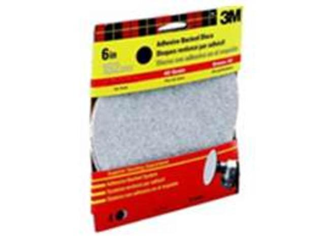 """3M 9181 5"""" and 6"""" Adhesive Backed Sanding Disc-6"""" X-FINE SANDING DISC"""