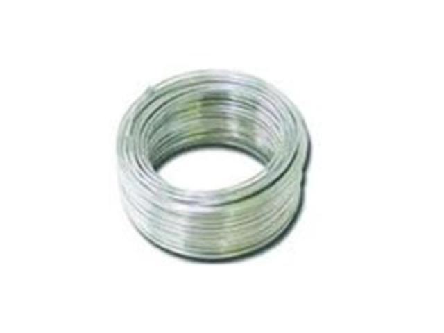 Impex Systems Group Inc - Ook 100ft. 28 Gauge Galvanized Steel Hobby Wire  50138 - Pack of 8